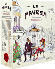 La Pavesa, Tempranillo, bag-in-box