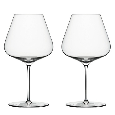 Zalto, Burgundy, Set of 2 pcs