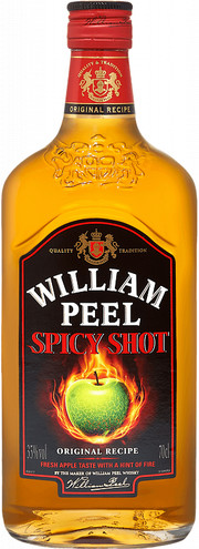 William Peel, Spicy Shot