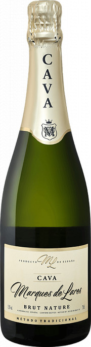 Marques de Lares, Brut Nature, Cava