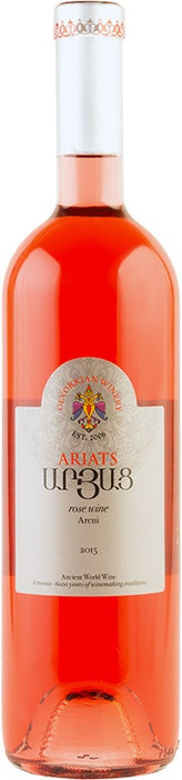 Gevorkian Winery, Ariats, Rose