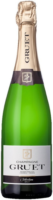 Gruet, Selection Brut, Champagne