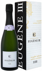 Eugene III, Tradition Brut, Champagne, gift box