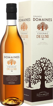 Grands Domaines, de Luxe VS, gift box