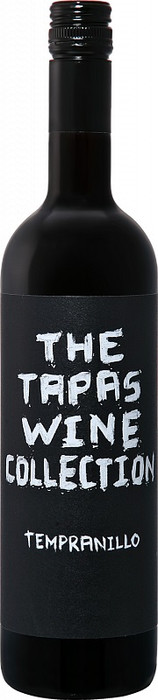 The Tapas Wine Collection, Tempranillo, Jumilla