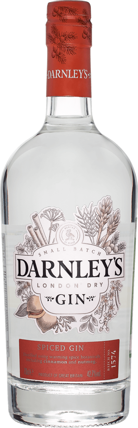 Wemyss Malts, Darnley`s, Spiced Gin
