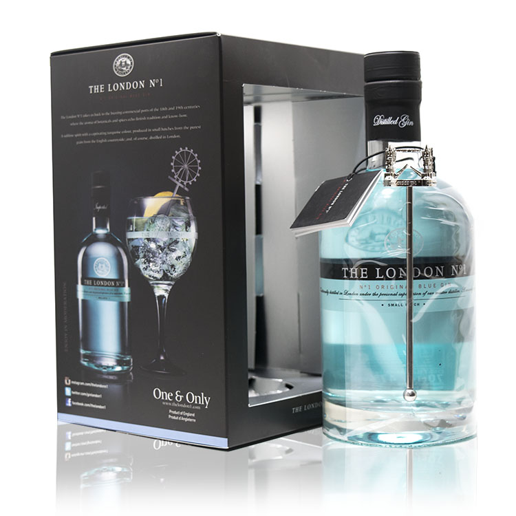The London №1, Original Blue Gin, gift box