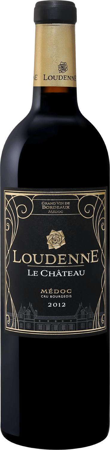 Loudenne Le Chateau, Medoc Cru Bourgeois