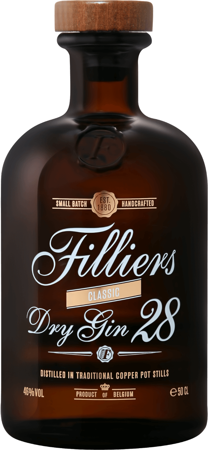 Filliers, Dry Gin 28 Classic