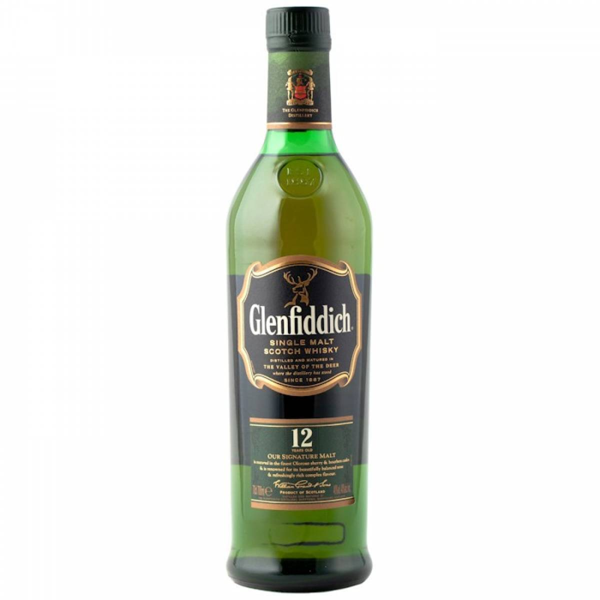 Glenfiddich, 12 Years Old