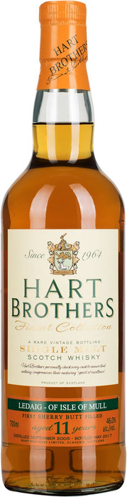 Hart Brothers, Ledaig, 11 Years Old
