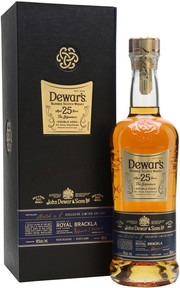 Dewar`s, Signature, 25 Years Old, gift box