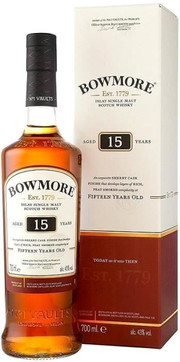 Bowmore, 15 Years Old