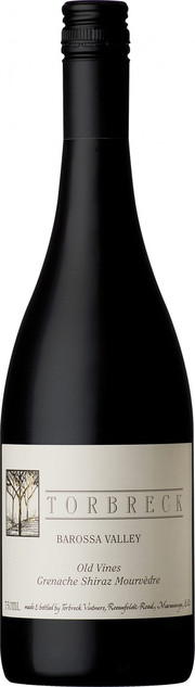 Torbreck, Old Vines, Grenache-Shiraz-Mourvedre, Barossa Valley
