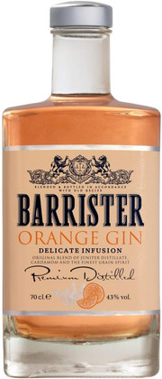 Barrister, Orange Gin