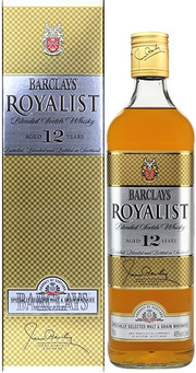 Barclays, Royalist 12 Years