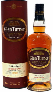 Glen Turner, Heritage Double Cask
