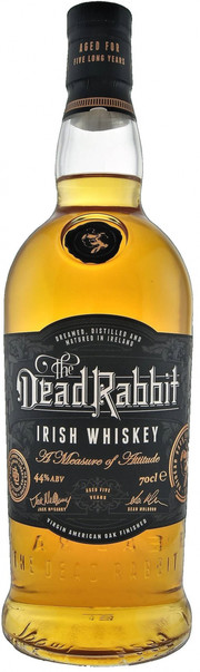 The Dead Rabbit, Irish Whiskey | Дэд Рэббит, Айриш Виски