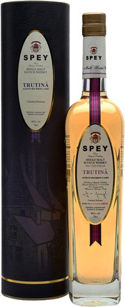 Spey, Trutina, gift tube