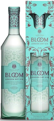 Bloom, London Dry, gift box