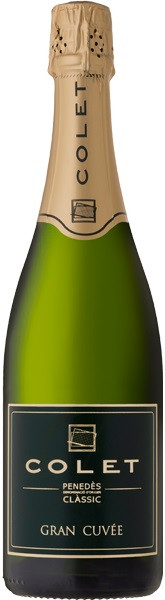 Colet, Grand Cuvee, Extra Brut, Penedes