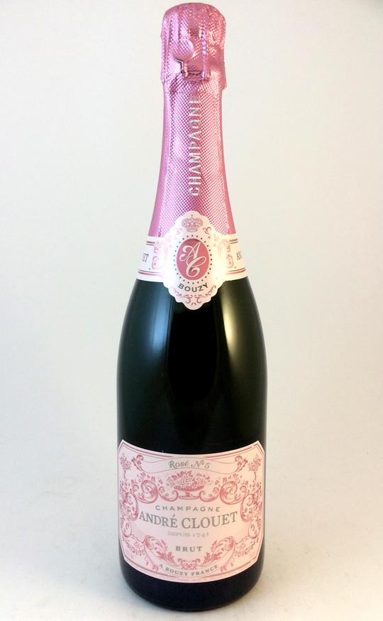 Andre Clouet, Rose №5 Brut, Champagne