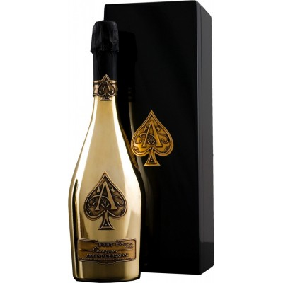 Armand de Brignac, Brut Gold, wooden box