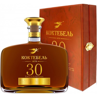 Koktebel Makedonskij, 30 Years Old, gift box