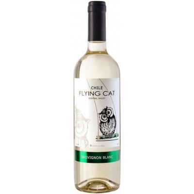 Flying Cat Sauvignon Blanc 1.5 л