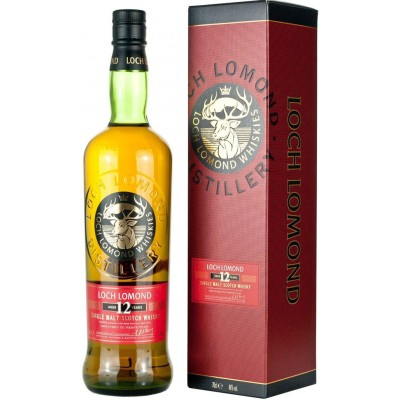 Loch Lomond 12yo, gift box