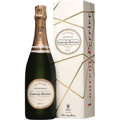 Laurent-Perrier, La Cuvee, Brut, gift box