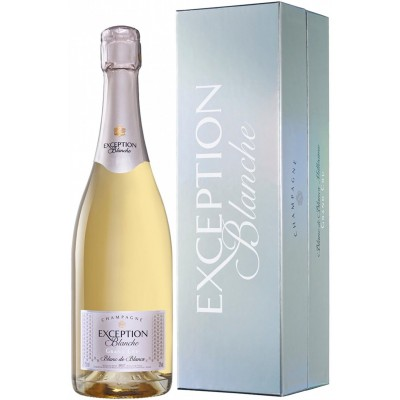 Mailly Grand Cru, Exception Blanche, Blanc De Blancs Millesime, Champagne, gift box