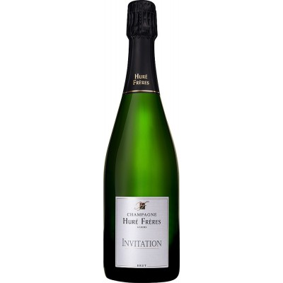 Hure Freres Invitation Brut