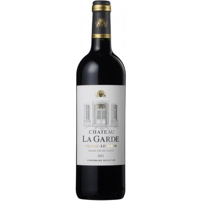 Chateau La Garde Red