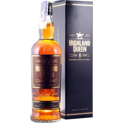 Highland Queen 8yo, gift box