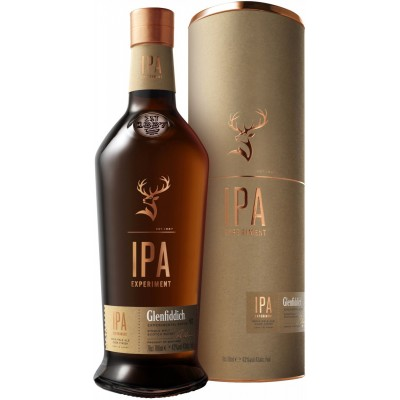 Glenfiddich, Experimental Series IPA, in tube