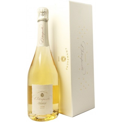 Mailly Grand Cru, L`Intemporelle Brut, Champagne, gift box