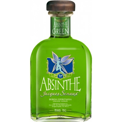 Absent Teichenne Jacques Senaux Green 0.7 л