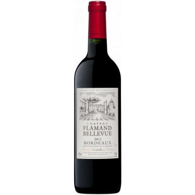 Chateau Flamand Bellevue Rouge