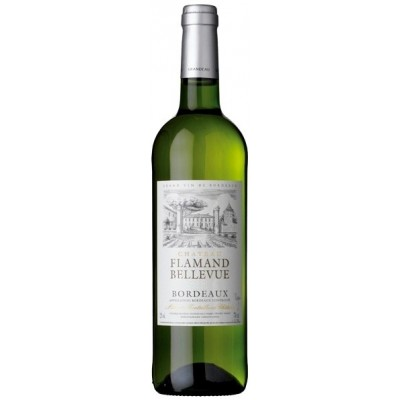 Chateau Flamand Bellevue Blanc Bordeaux