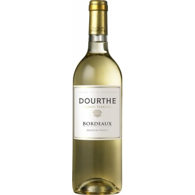 Dourthe, Grands Terroirs, Bordeaux, Blanc, Medium Sweet