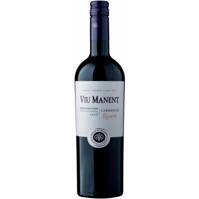 Viu Manent, Estate Collection, Reserva, Carmenere