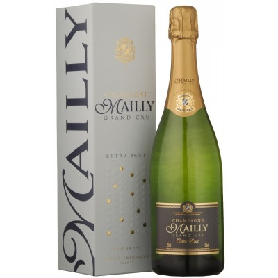 Mailly Grand Cru, Extra Brut Millesime 2011, Champagne, gift box