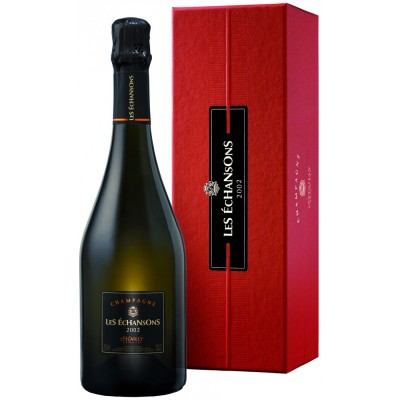 Mailly Grand Cru, Les Echansons, Brut Millesime, Champagne, gift box