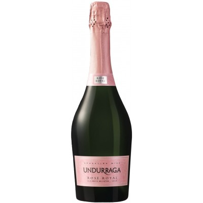 Wine Undurraga Brut Rose Royal Valle de Leyda DO