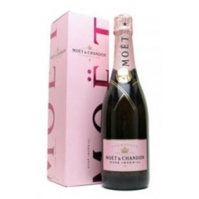 Moet Chandon Brut Imperial Rose, gift box