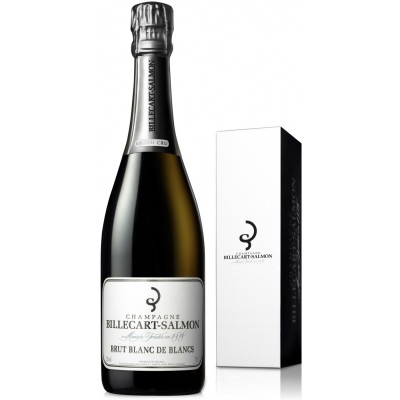 Billecart-Salmon, Brut, Blanc de Blancs, Grand Cru, gift box