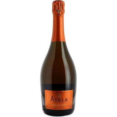 Ayala Cuvee Rose Nature Brut AOC gift box