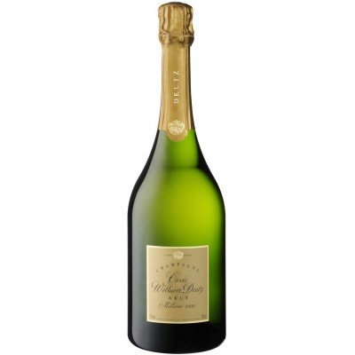 Cuvee William Deutz, Brut, Blanc, Millesime