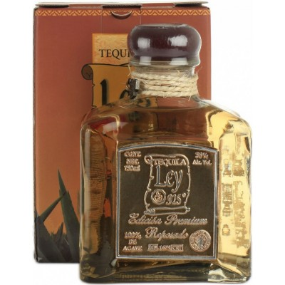 Ley 925, Reposado, gift box